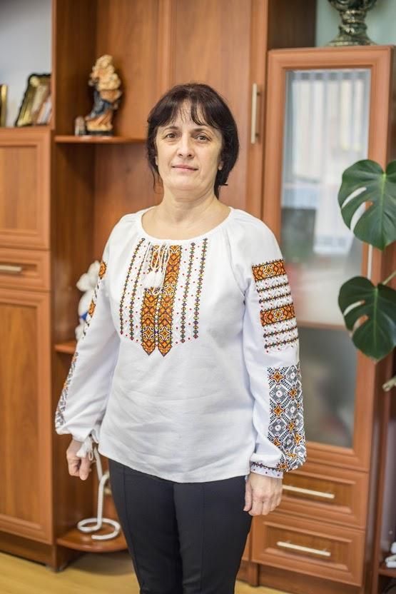 Дзвонковська Марія Степанівна