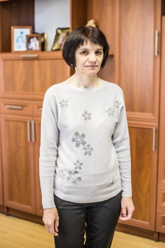 Красуляк Марія Володимирівна